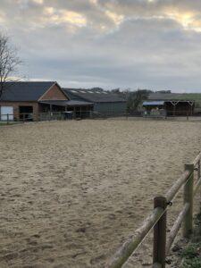 Hesteopstaldning